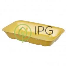 Лоток Д4 (225х135х40мм), желтый