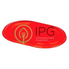 Крышка СпК-1409К (146*97*12мм), красная